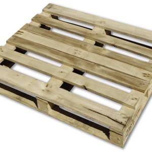 palet de madera perimetrico