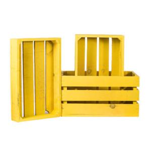 Caja amarilla