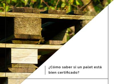 Certificación de palets
