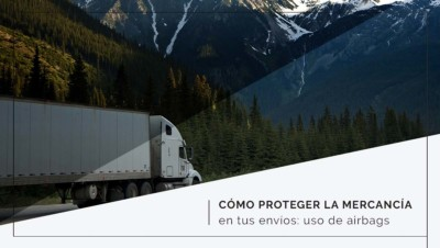 Cómo proteger correctamente la mercancía en tus envíos: uso de los airbags