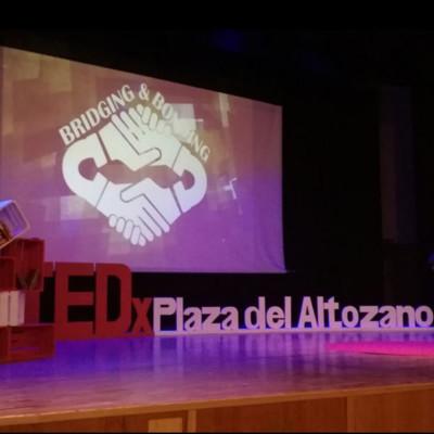muebles con palets trabajos TEDX