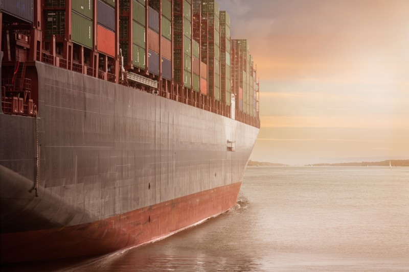 Transporte en barco con airbags