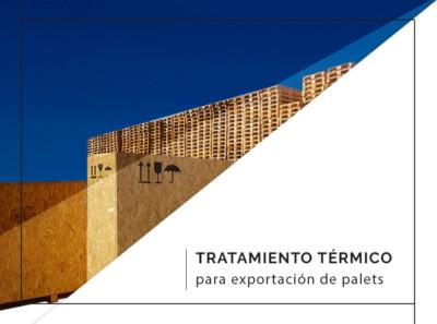 Beneficios del tratamiento térmico con palets