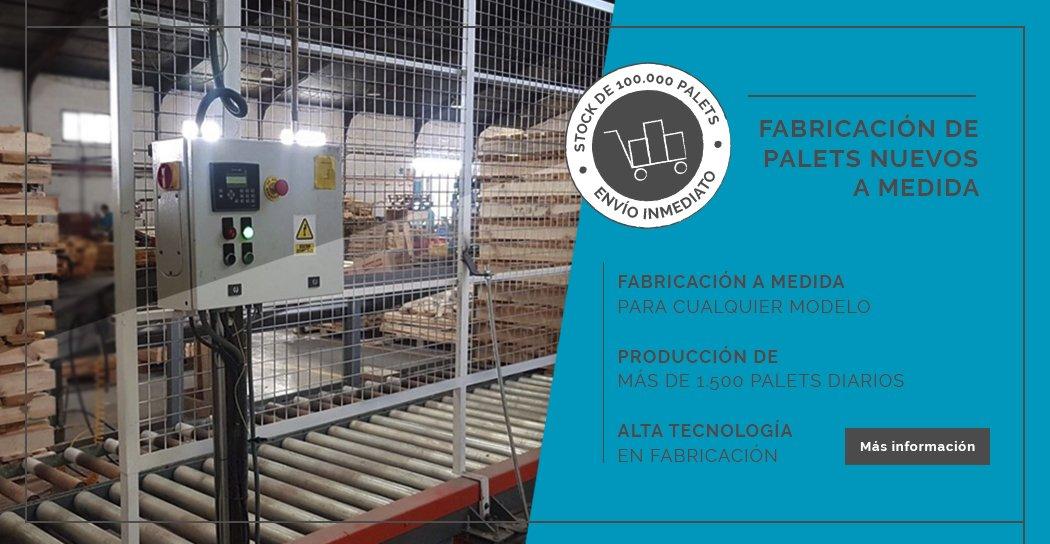 fabricacion de palets a medida