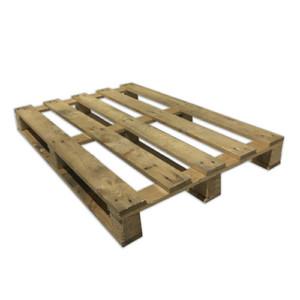 Palet semi usado de madera