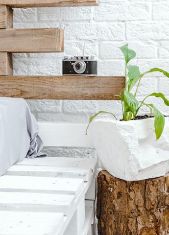 Cama dormitorio Itepal