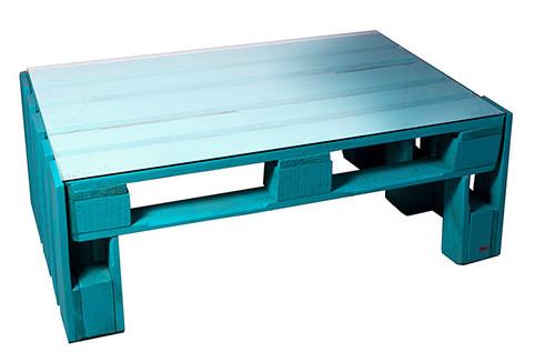 Mesa blue tropic