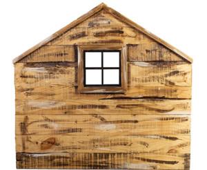 Cabecero de madera Hansel para dormitorios infantiles