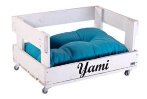 cama para mascotas milu