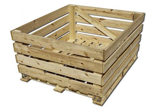 Palot nuevo de madera