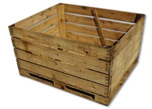 Palot de madera usado