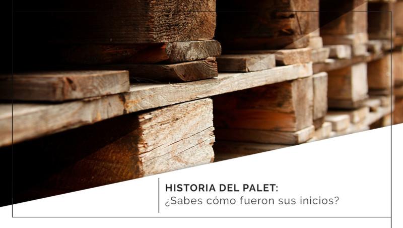 Historia del palet