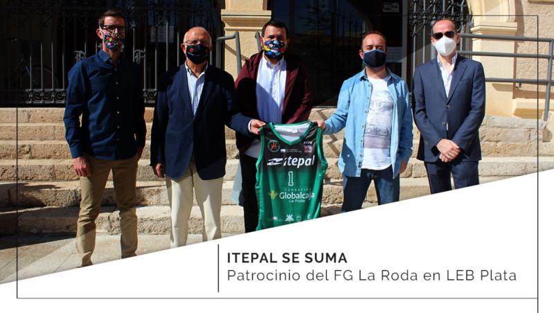 Itepal se suma al patrocino del FG La Roda LEB Plata
